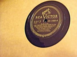 Smoke Rings Victor Records USA 1944 AA19-1499 Antique image 7