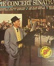The Concert Sinatra - Frank Sinatra Vinyl LP Reprise K 44001 - $6.97