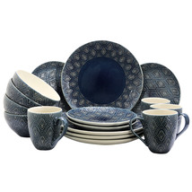 Elama Kali 16-Piece Dinnerware Set - $112.70