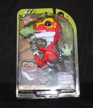 Fingerlings Untamed T-Rex Dinosaur - RIPSAW WowWee Green NEW Authentic - $19.99