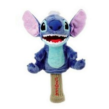 Disney Lilo & Stitch Golf Head Cover HCD800 Driver cover Plush Doll 460c... - $165.33