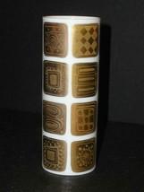Rosenthal,Studio Linei, Bjorn Wiinblad, Quatre Couleurs porcelain vase. - $270.75