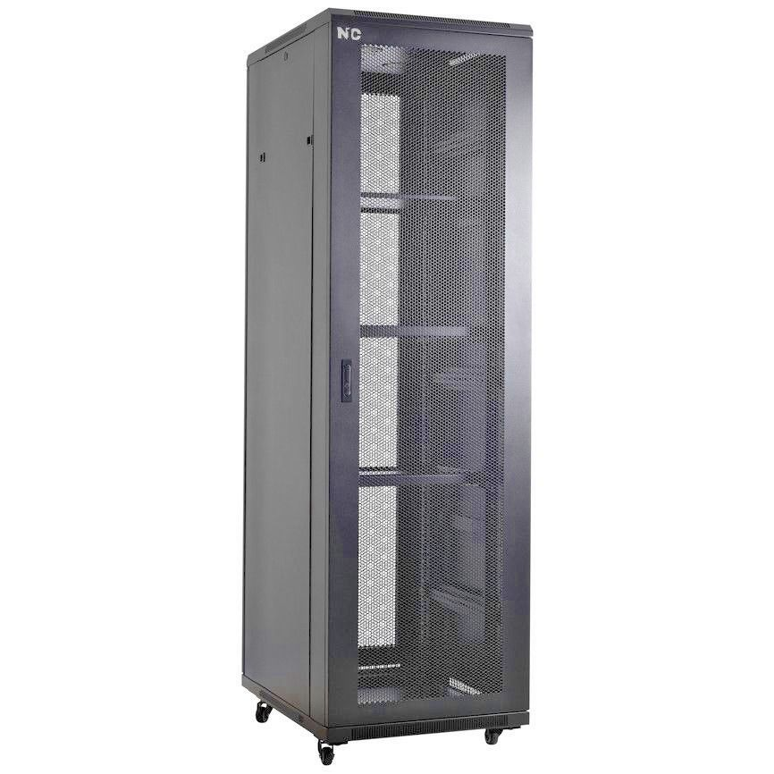 N1C ND-Series Rack 42U 800 x 1200 mm IT Server Network Cabinet Enclosure .26