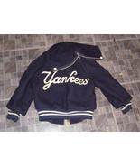 MLB Baseball New York Yankees Jacket Vintage - £54.31 GBP
