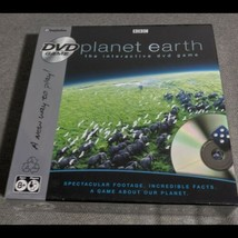 BBC Planet Earth The Interactive DVD Game New in Box - $19.79