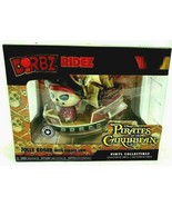 Disney Pirates Of The Caribbean Jolly Roger Dorbz Ridez #44 Vinyl Figure... - $18.37