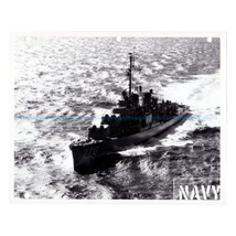 Original Released 8X10 Official U.S. Navy Photo of DD-770 - Vintage 1959 - $29.65