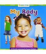 My Body (Grow With Steam) [Board book] Marnie Forestieri - $4.85