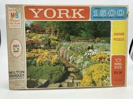 new vintage york 4335 jigsaw puzzle - $25.30