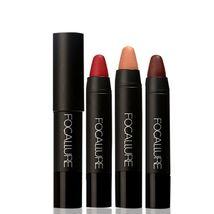 Matte Lipsticks Waterproof Lip Sticks Long Lasting Pencil Cosmetic Lips Makeup image 7