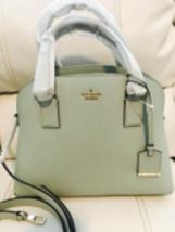 NWT Kate Spade Cameron Street  Lottie Satchel Shoulder Bag  $328 Misty Mint - $158.30