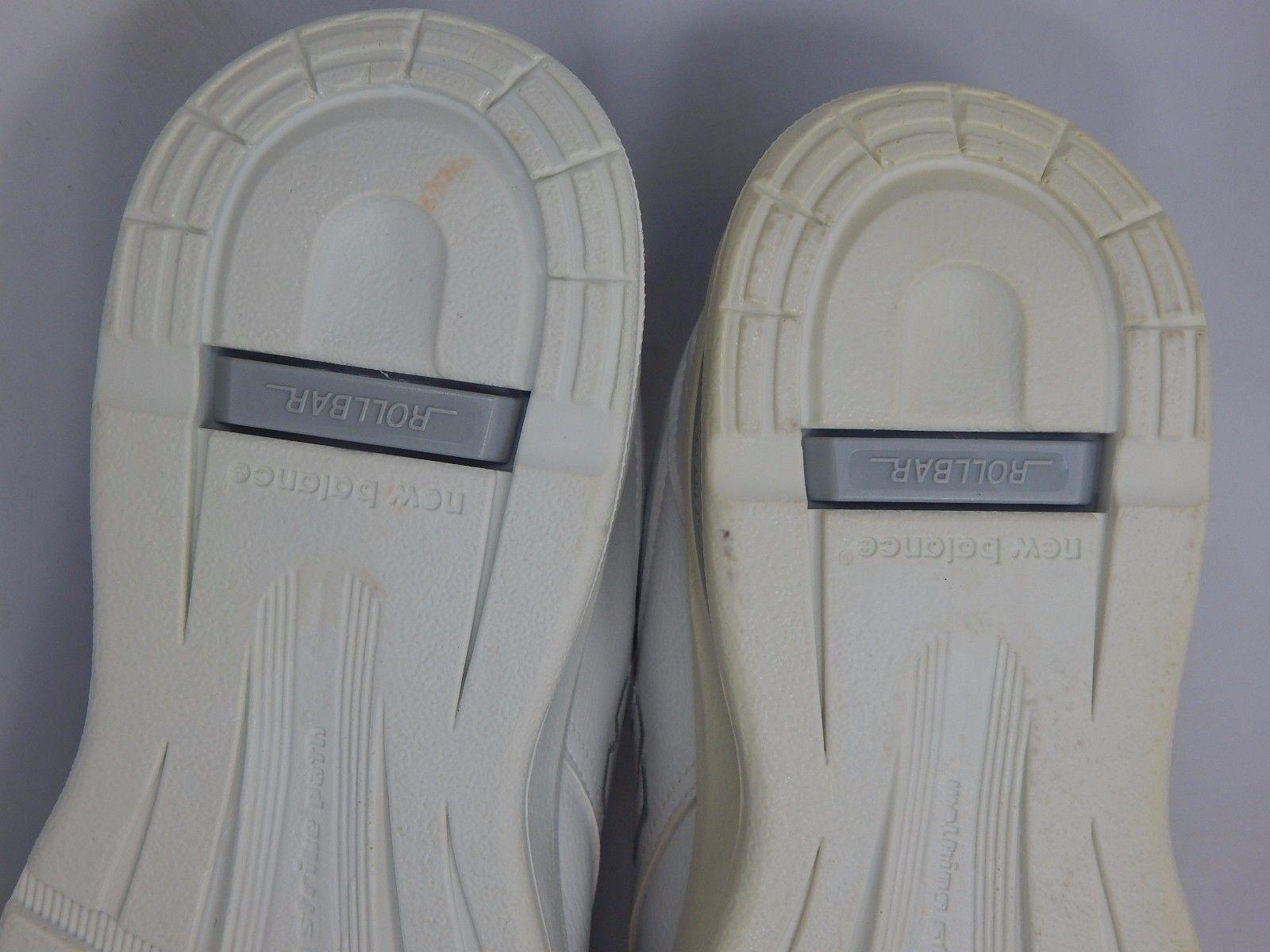 New Balance 812 Men's Walking Shoes Size 7.5 M (D) EU 40.5 White MW812VW