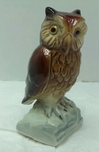 Vintage Goebel 1973 Owl Figurine West Germany #2 - $25.78