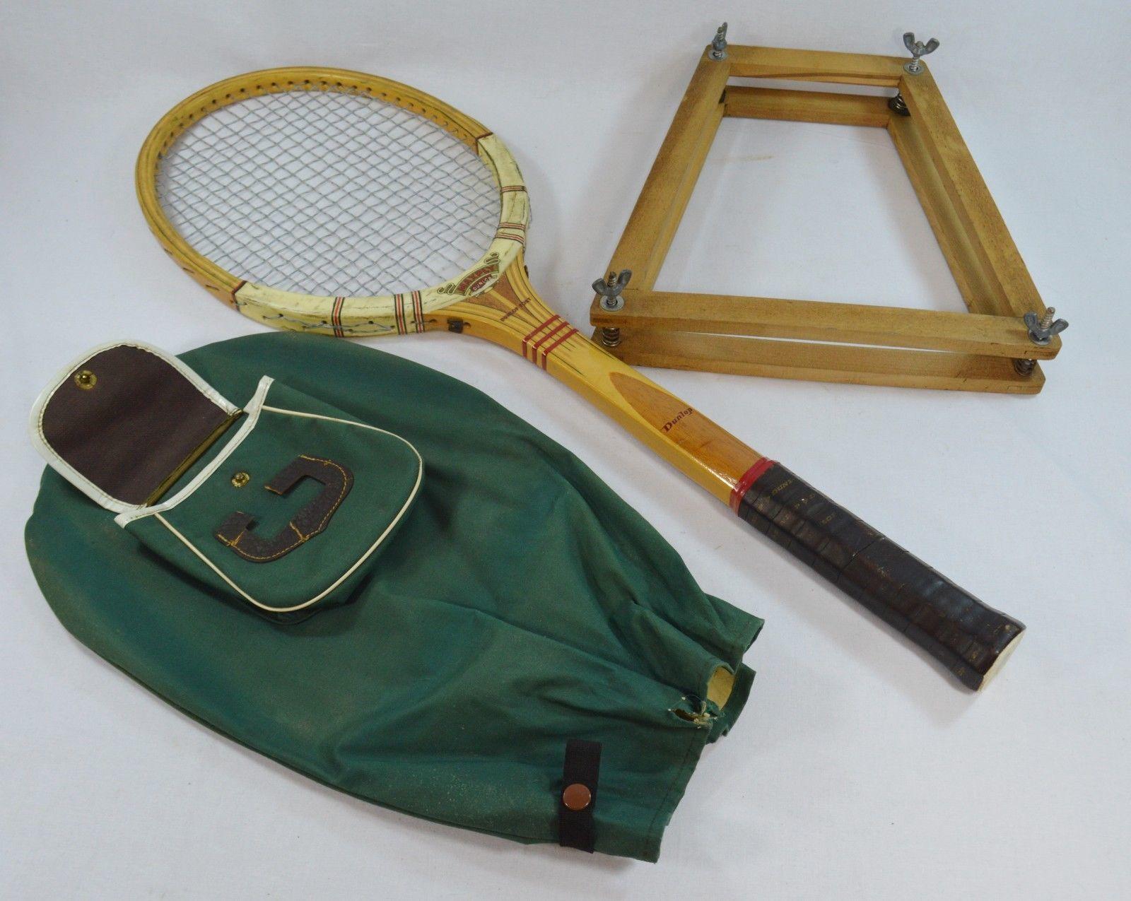 Vintage Dunlop Maxply Fort Tennis Racket and 50 similar items b70638e522a3a