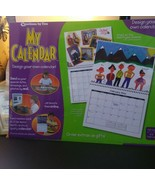 Creations By You My Calendar - Design Your Own Calendar Sealed NEW - $20.56