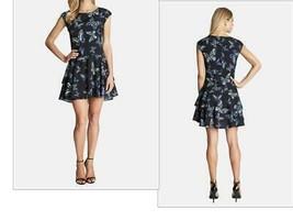 $149.00 CeCe by Cynthia Steffe 'Floating Butterflies' Drop Waist Dress, ... - $48.16