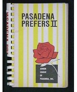 Region Cookbook California CA Pasadena Junior League Sport Tailgate TV 1964 - $13.87