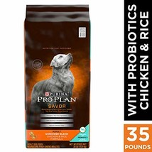 Purina Pro Plan With Probiotics Dry Dog Food, SAVOR Shredded Blend Chick... - $79.31