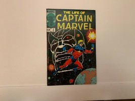 THE LIFE OF CAPTAIN MARVEL (MARVEL COMICS) 1985, 1990 VF COMPLETE 5 BOOK... - $14.03
