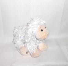Ganz Lamb Sheep Webkinz 4 inch Stuffed Animal Plush Toy White Tan NO CODE - $9.87