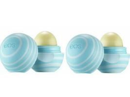 (2 Pack) eos Visibly Soft Lip Balm Vanilla Mint - $8.50