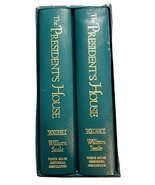 1986 The President's House 2 Volume Book Set With Cover - $43.67