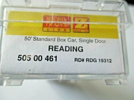 Micro-Trains # 50500461 Reading 50' Standard Boxcar Z-Scale image 4