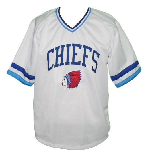 Custom name   syracuse chiefs retro baseball jersey white   1