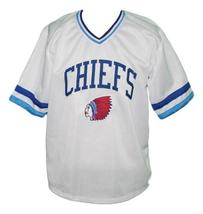 Custom Name # Syracuse Chiefs Retro Baseball Jersey White Any Size image 1