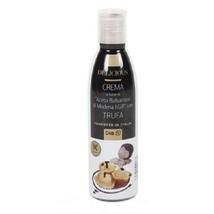 250 Ml Cream Of Italian Balsamic Vinegar Of Modena With Truffles - I.G.P. - $7.04