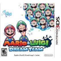 Mario and Luigi: Dream Team - Nintendo 3DS New ... - $45.00