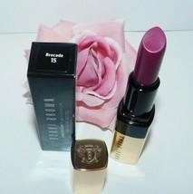 Bobbi Brown Luxe Lip Color BROCADE 15 Full Size Lipstick Brand New  - $24.00