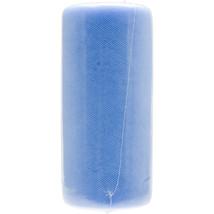 "Falk Tulle 6""X25yd Spool Cotillion Blue - $6.84"