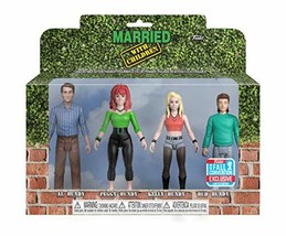 POP! Married with Children Action Figure 4 Pack NYCC Exclusive - $31.68