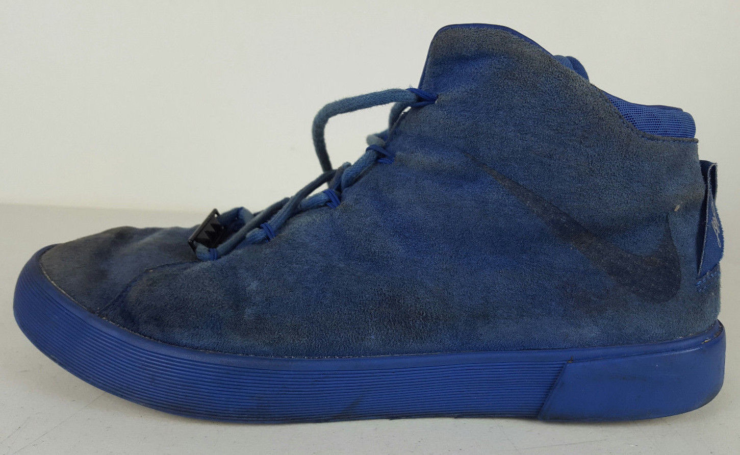 Beaters Nike LeBron 12 Lifestyle Blue Suede and 50 similar items. S l1600 895de3bff6