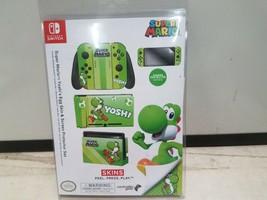 Controller Gear Nintendo Switch Skin & Screen Protector Set, Officially ... - $16.10