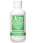 Ulcer Ease Anesthetic Mouth Rinse, 6 oz Bottle - $16.16