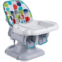 Adjustable Height High Chair Booster Seat Dinner Table Kids Seating Sitt... - $69.83