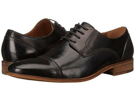 Steve Madden Men's Capperr Black Oxford - $99.99