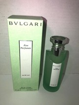 Bvlgari Parfumee Au The Vert for women 2.5 oz Eau De Cologne EDC Spray New - $75.00