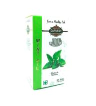 Mint Oil By Durvesh 100% Natural Halal Pure Essential Oils 30ml زيت النعناع - $7.19