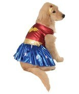 Rubies Wonder Woman Superman Superhero DC Comics Halloween Costume 887842 - £8.76 GBP+
