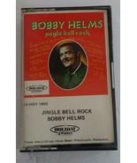 Bobby Helms Jingle Bell Rock Country Christmas Cassette Tape - $12.19