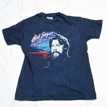 VTG 1983 Bob Seger Distance Tour T Shirt 80s Rock Tee Concert Band Promo... - $99.99