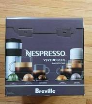 Nespresso VertuoPlus & Aeroccino Coffee and Espresso Machine - $96.75