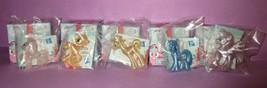 My Little Pony G4 Best Gift Ever Rarity Minuette Applejack Flam Blind Bag Lot - $40.00