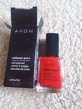 """Avon Nailwear Pro+ Nail Enamel """"Make My Day"""" - $4.25"""