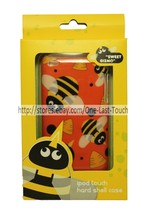 SWEET GIZMO Durable Hard Shell Case BUMBLE BEE+HIVE Sleek Profile FOR iP... - $5.93