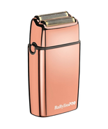 BaByliss PRO FOILFX02 Cordless Metal ROSE GOLD Double Foil Shaver FXFS2RG - $118.79