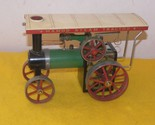 "Vintage ""Mamod TE1A"" Steam Roller Wilesco Made In England"